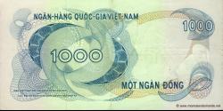 Viêt Nam Sud - p29 - 1.000 Ðồng - ND (1971) - Ngân-Hàng Quốc-Gia Việt-Nam