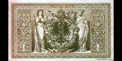 Allemagne - p044b - 1.000Mark - 21.04.1910 - Reichsbank