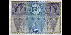 Autriche - p066 - 10.000 Kronen - 02.11.1918 (1919) - Oesterreichisch - ungarische Bank