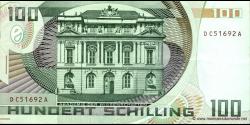 Autriche - p150b - 100 Schilling - 02.01.1984 - Oesterreichische Nationalbank