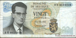 Belgique-p138c