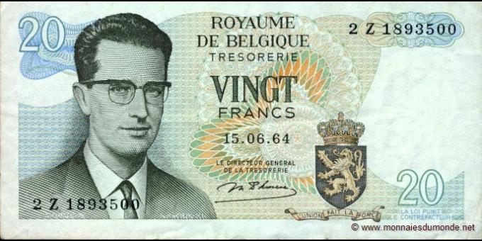 Belgique-p138a
