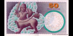 Danemark - p60d - 50 Kroner - 2007 - Danmarks Nationalbank