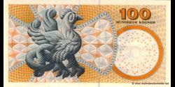 Danemark - p61g - 100 Kroner - 2007 - Danmarks Nationalbank