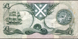 Ecosse - p111d - 1 Pound - 15.10.1979 - Bank of Scotland
