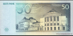 Estonie - p78 - 50Krooni - 1994 - Eesti Pank