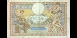 France - p078c - 100 Francs - 20.07.1934 - Banque de France