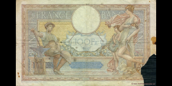 France - p086b - 100Francs - 08.12.1938 - Banque de France