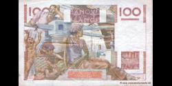 France - p128b - 100 Francs - 15.07.1948 - Banque de France