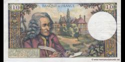 France - p147d - 10 Francs - 03.02.1972 - Banque de France