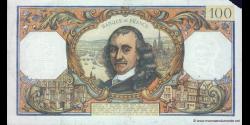 France - p149c - 100 Francs - 02.04.1970 - Banque de France