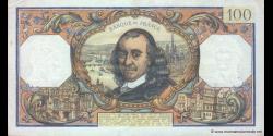 France - p149d - 100 Francs - 05.07.1973 - Banque de France