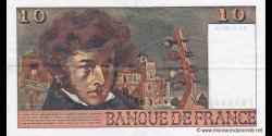 France - p150c - 10 Francs - 03.03.1977 - Banque de France