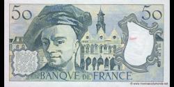 France - p152a - 50 Francs - 1977 - Banque de France