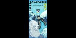 Galapagos - pNL01 - 500 Nuevos Sucres - 12.02.2009 - Oficina Intercambiara de Ultramar del Antartico