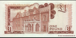 Gibraltar - p20e - 1 Pound - 04.08.1988 - Government of Gibraltar