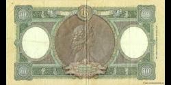 Italie - p085c - 5.000 Lire - 12.05.1960 - Banca d'Italia