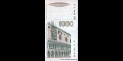 Italie - p109a - 1.000 Lire - D. M. 06.01.1982 - Banca d'Italia