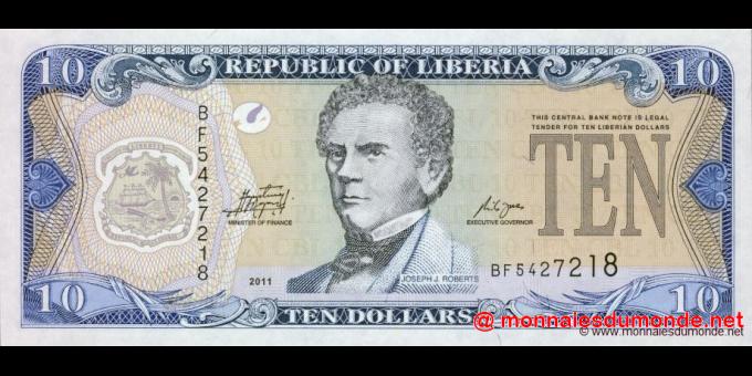 Libéria-p27f
