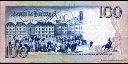 Portugal - p178b2 - 100 Escudos - 24.02.1981 - Banco de Portugal