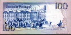 Portugal - p178c4 - 100 Escudos - 31.01.1984 - Banco de Portugal