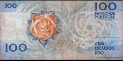 Portugal - p179e1 - 100 Escudos - 26.05.1988 - Banco de Portugal