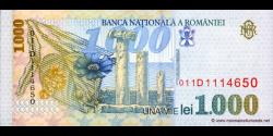 Roumanie - p106a - 1.000 Lei - 1998 - Banca Naţională a României
