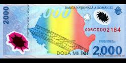 Roumanie - p111a - 2.000 Lei - 1999 - Banca Naţională a României