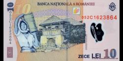 Roumanie - p119a - 10Lei - 2005 - Banca Naţională a României