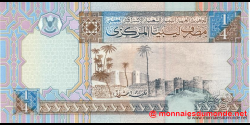 Lybie - p62 - ¼ dinar - ND (2002) - Central Bank of Libya