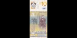 Serbie - p54b - 10 Dinara - 2013 - Narodna Banka Srbije