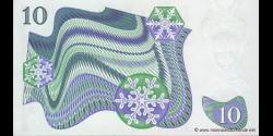 Suède - p52e - 10Kronor - 1981 - Sveriges Riksbank