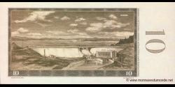Tchécoslovaquie - p88b - 10 Korún Československých - 1960 - Státní Banka Československá