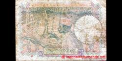 afrique - équatoriale - française - p06 - 5 francs - ND (1941) - Afrique Française Libre
