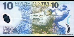 Nouvelle-Zélande - p186b - 10 Dollars - 2004 - Reserve Bank of New Zealand