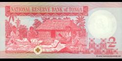Tonga - p32b - 2Pa'anga - ND (1995) - Pangike Pule Fakafonua 'o Tonga / National Reserve Bank of Tonga