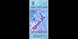 Antarctique - pNL06 - 2 Dollars - 30.07.2007 - Antarctica Overseas Exchange Office LTD