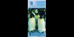 Antarctique - pNL08 - 1 Dollar - 14.12.2011 - Antarctica Overseas Exchange Office LTD