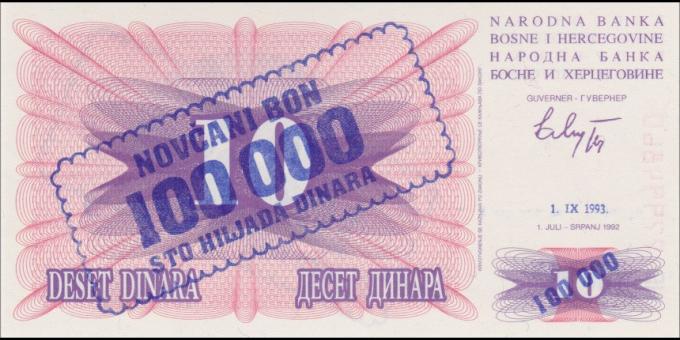 Bosnie Herzégovine-p034a