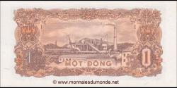 Viêt Nam - p080 - 1Ðồng - 1976 - Ngân Hàng Nhà Nu'ớc Việt Nam (State Bank of Viêt Nam)
