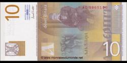 Yougoslavie - p153b - 10Dinara - 2000 - Narodna Banka Jugoslavije