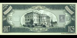USP - 05 - James MONROE - US president 1817 - 1825