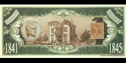 USP - 10 - John TYLER - US president 1841 - 1845