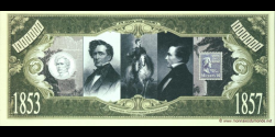 USP - 14 - Franklin PIERCE - US president 1853 - 1857
