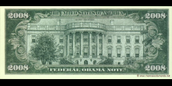 USP - 44b - Barack OBAMA - US president 2008 - 2016