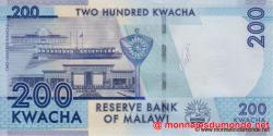 Malawi - p60a - 200 Kwacha - 01.01.2012 - Reserve Bank of Malawi