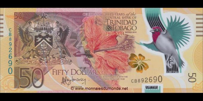 Trinidad et Tobago-pNew