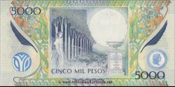 Colombie - p452r - 5.000 Pesos - 31.08.2013 - Banco de la República