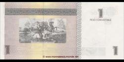 Cuba - pFX46d - 1 Peso Convertible - 2013 - Banco Central de Cuba