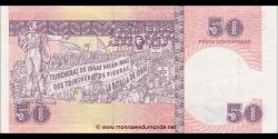 Cuba - pFX51c - 50Pesos Convertibles - 2011 - Banco Central de Cuba